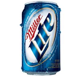 calories in beer miller light