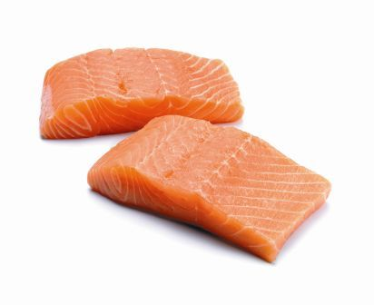 Salmon Fillet Calories