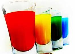 Cocktail Shots.